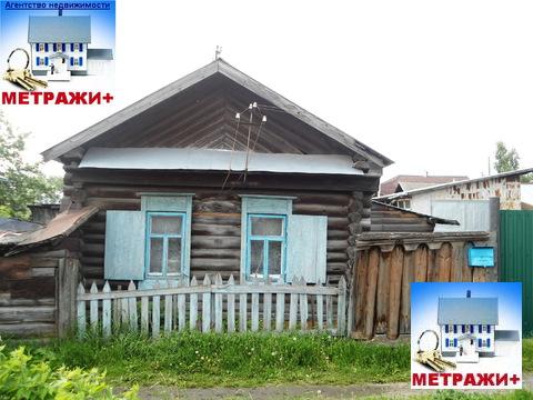 Дом в центре Камышлова, ул. Пролетарская - Фото 1