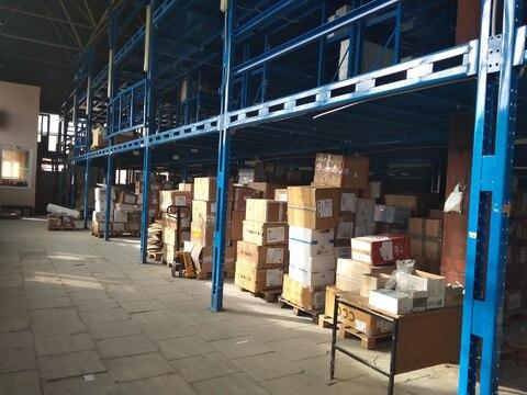Производственные помещения от 200 кв.м до 4000 кв.м, Киевское шоссе - Фото 1