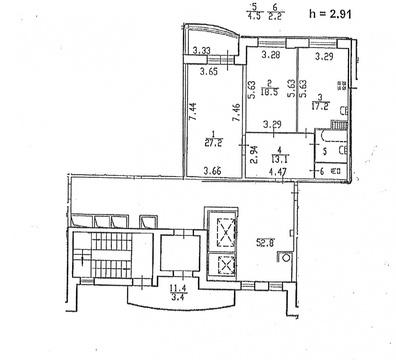 Продажа квартиры, м. Старая деревня, Ул. Дибуновская - Фото 2