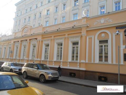 Сдается псн. , Москва г, Леонтьевский переулок 25 - Фото 1