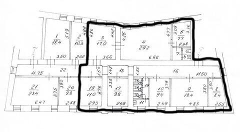 Офис 141.8 кв.м - Фото 1