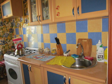 Продается 3-х комнатная квартира ул.планировки в г.Алексин - Фото 4