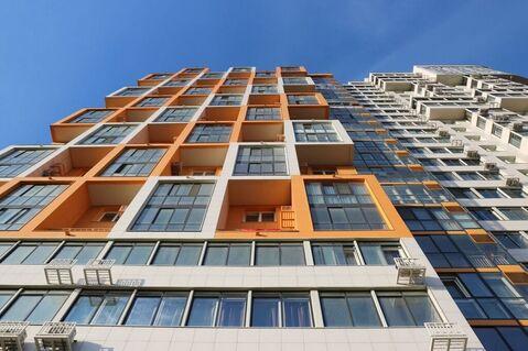 Квартира 55м2 на 14этаже с евроремонтом и мебелью в Крылатском - Фото 2