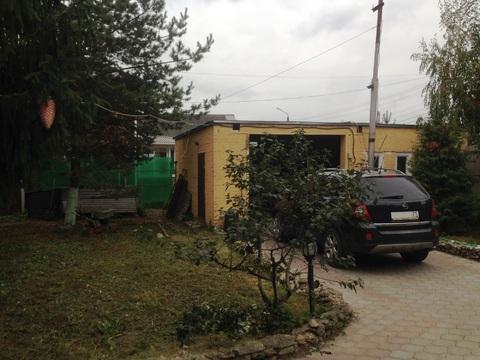 Земельный участок ИЖС 25 соток с 2х эт. домом и надворными постройками - Фото 4