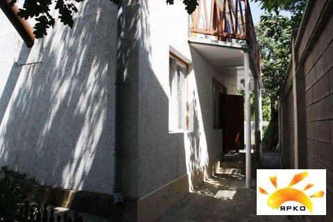 Дом 100кв.м 4 сотки двор, баня, зона барбекю. в Кацивели - Фото 1