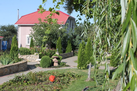 Продаю жилой комплекс из 3 домов общ.пл. 600 кв.м. в живописном месте - Фото 3