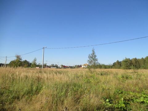 Участок, Ярославское ш, 39 км от МКАД, Кстинино д. Ярославское шоссе, . - Фото 4
