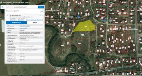 Продается участок в г.Домодедово 2,1 га ИЖС у реки (можно частями) - Фото 3