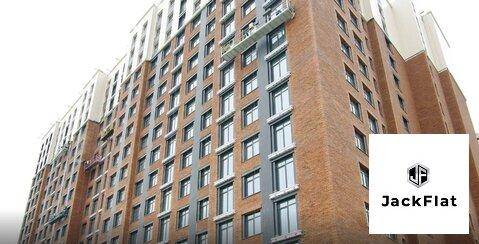 """ЖК """"Only""""-апартамент 75,83кв.м. с отделкой, 3 спальни и кухня-гостиная - Фото 4"""