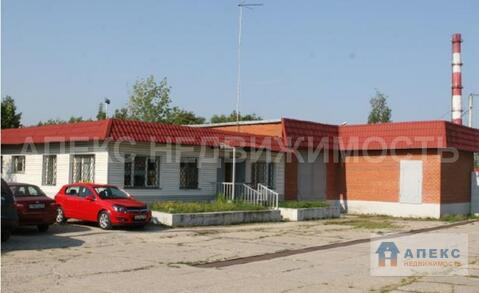 Продажа производства пл. 2156 м2 Чехов Симферопольское шоссе - Фото 1
