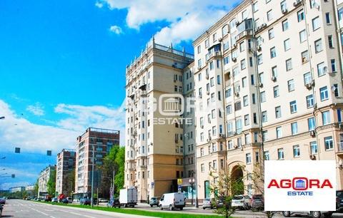 Продажа торгового помещения, м. Спортивная, Ул. Хамовнический Вал - Фото 1