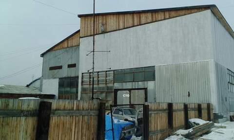 Продажа под производство 13318 м2, Северобайкальск - Фото 3
