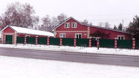 Продажа элитного коттеджа 280 кв.м.в с.Красноярка - Фото 1
