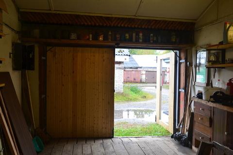 Кирпичный гараж 20 кв м г Ногинск - Фото 3
