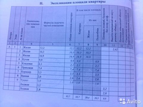 Продажа квартиры, Калуга, Ул. Аэропортовская - Фото 5