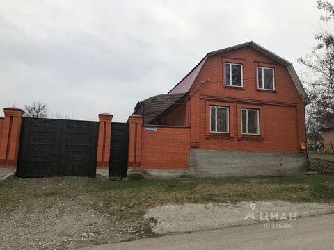 Продажа дома, Назрань, Улица Железнодорожная - Фото 1