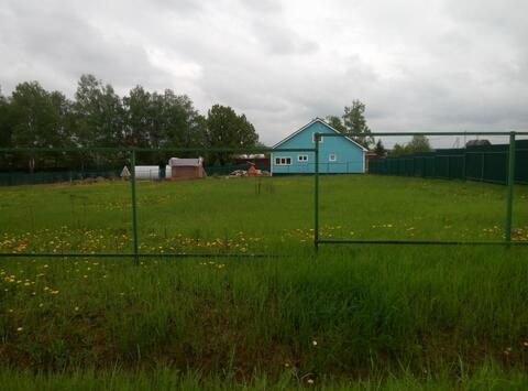Продаётся участок 8 соток в п. Шарапово Чеховского района - Фото 5