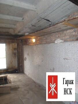Продам капитальный гараж, ГСК Обь №216. Шлюз, за жби - Фото 4