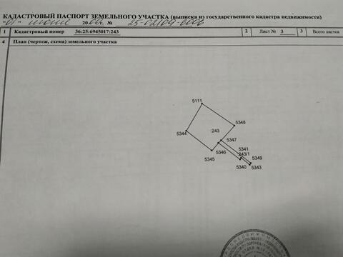 Продажа участка, Березово, Рамонский район, Набережная ул - Фото 2