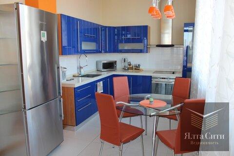 Видовые апартаменты с качественным ремонтом и паркоместом, Глициния - Фото 1