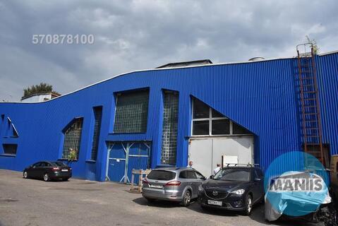 Сдаётся теплый склад, высота потолков 6 метров, большие ворота под евр - Фото 4