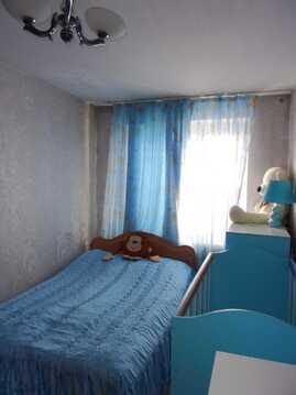Большая раздельная 4-комнатная квартира 2 балконами в Топкинском - Фото 1