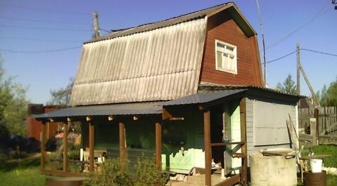 Продаётся дача 35 кв.м. на з/у 7 сот. в Кимрском р-не пгт Б. Городок - Фото 1