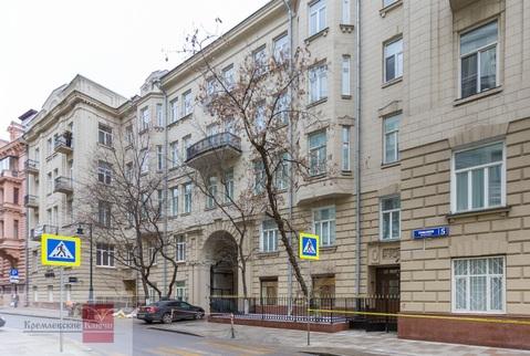 14-к квартира, 558 м2, 3/6 эт, Романов пер, 5 - Фото 1