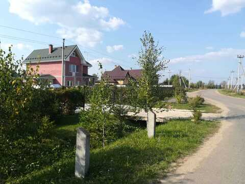 Земельный участок 11 сот. д.Жарково - Фото 1