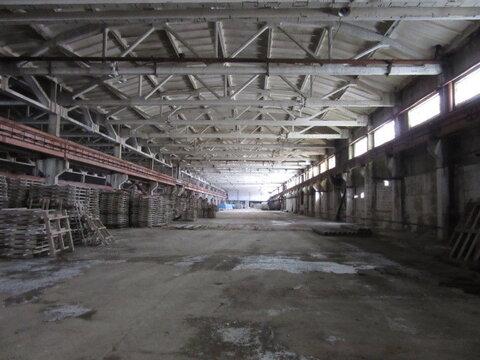 Производственно складской комплекс 60.000 м2, Воскресенск, ж/д тупики - Фото 2