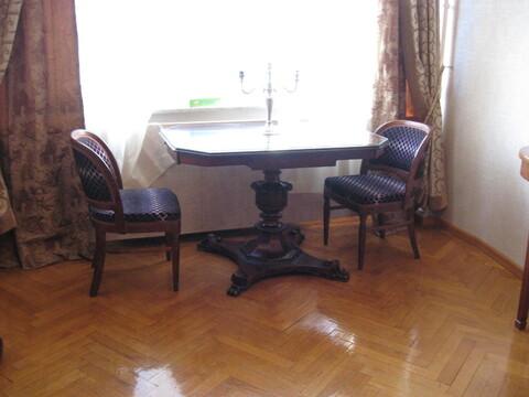 Сдаю 2комн.кв.80м, хорош.ремонт, мебель, техника, консьерж, Патриаршие пруд - Фото 5