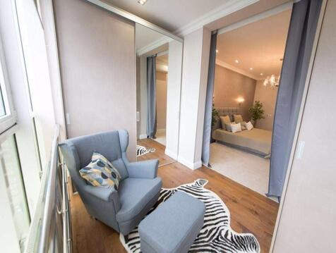 Дизайнерская 3 комнатная квартира в ЖК Адмирал - Фото 2