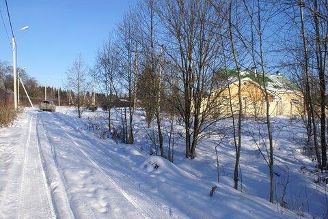 Участок, Киевское ш, 25 км от МКАД, Ремзавода, Коттеджный поселок . - Фото 5