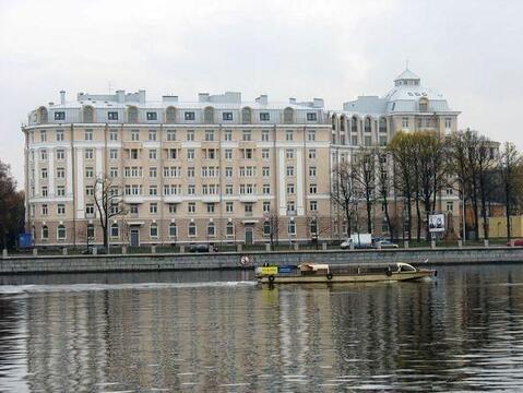 Элитная 4-к. квартира с видом на Неву. Аптекарская наб. - Фото 4