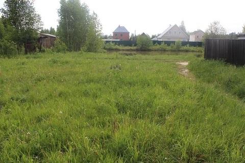 Продается участок 650 соток в деревне Лизуново. - Фото 1