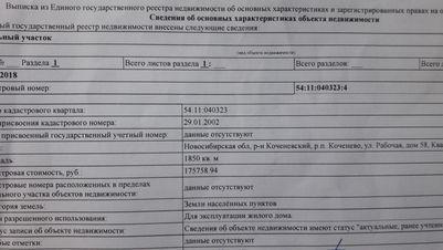 Продажа участка, Коченево, Коченевский район, Ул. Рабочая - Фото 2