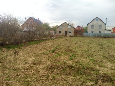 Продается участок 10 соток в д. Жеребятьево, Домодедовский р-н, 18 км. - Фото 2