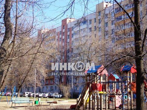 1-к кв. Москва Минусинская ул, 16 (29.5 м) - Фото 2