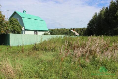 15 сот ИЖС в дер.Акулово - 95 км Щёлковское шоссе - Фото 1