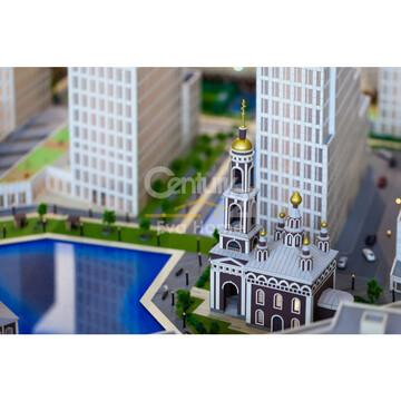 Екатерининский Парк, Однокомнатная квартира 49 метров квадратных - Фото 5