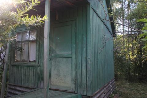 Дача щитовая на участке 4 сотки в СНТ Мичуринец рядом с городом Алекс - Фото 2