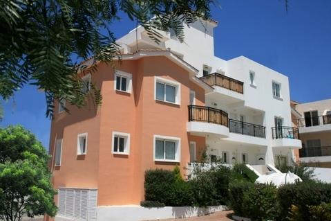 Отличный двухкомнатный Апартамент недалеко от моря в Пафосе - Фото 3
