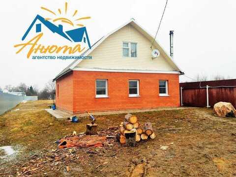 Продается кирпичный дом В деревне около Балабаново. - Фото 2