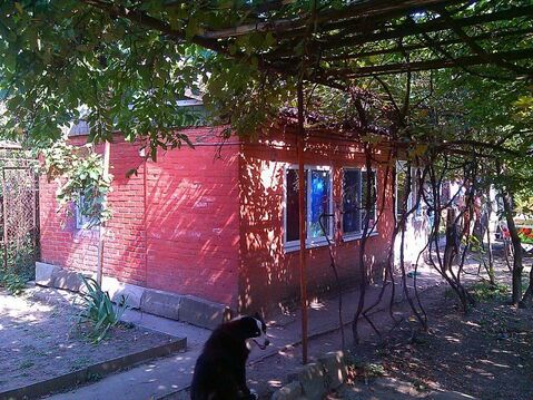 Продается дом Респ Адыгея, Тахтамукайский р-н, тер. СНТ Закубанские . - Фото 1