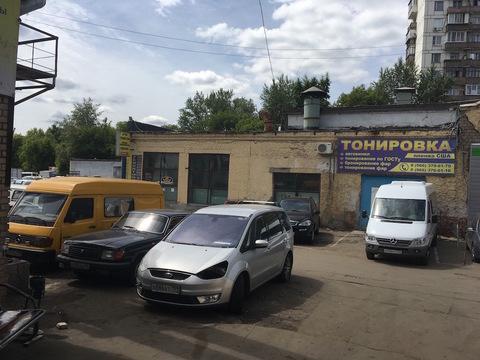 М.Хорошово 3 м.п Хорошевское шоссе д.39. Сдается псн 120 кв.м 1/1 здн - Фото 2