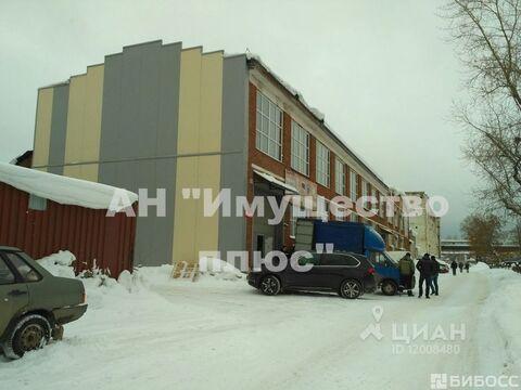 Аренда склада, Ижевск, Проезд Имени Дерябина - Фото 1