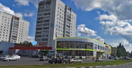 Продажа торгового помещения, Курск, Ул. Гагарина - Фото 1