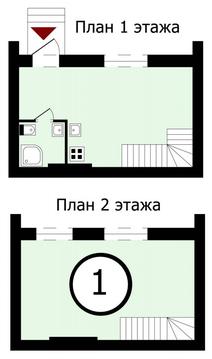 Богородский район, Новинки п, Третий Тихий пер, д.5, 3-комнатная . - Фото 2