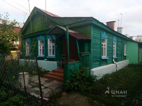 Продажа дома, Тамбов, Улица Августа Бебеля - Фото 1