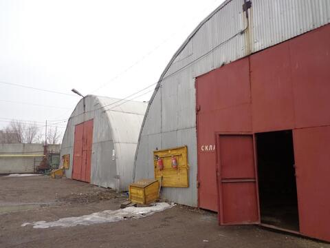 Производственно-складской комплекс, база 748 м.кв. - Фото 1